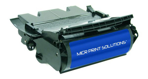 MICR Toner Cartridge for Lexmark T630/T632/T634