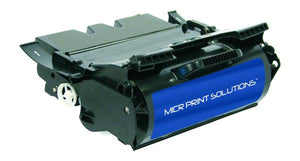 High Yield MICR Toner Cartridge for Lexmark T640/T642/T644