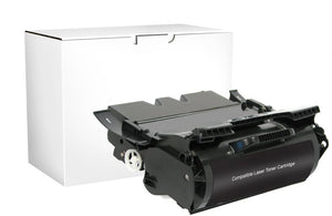 Universal High Yield Toner Cartridge for Lexmark T640/T642/T644, Dell 5210/5310, IBM 1532/1552/1572
