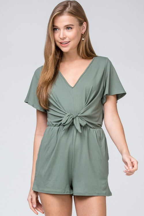 DECIDE YOUR FATE ROMPER - ARMY