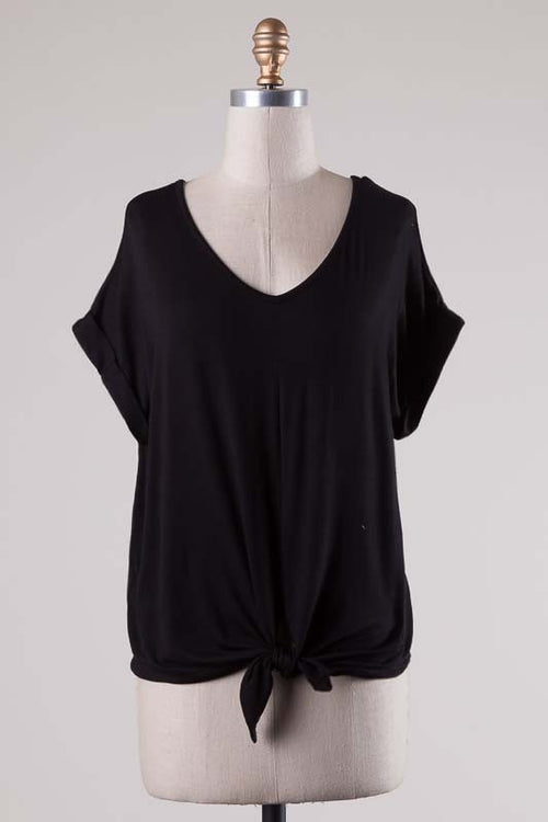 BETTER THAN THE REST TOP - BLACK
