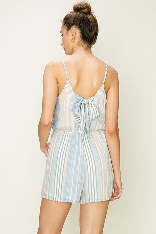 TRY SOMETHING DIFFERNET ROMPER