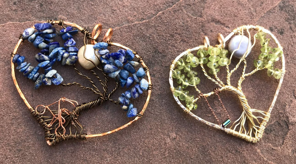 Tree of Life Pendant Workshop