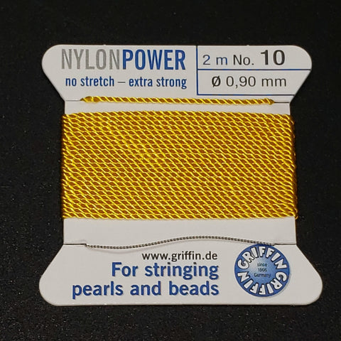 Griffin Nylon Thread - #10 - All Colors