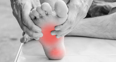 Plantar Fasciitis And How Arch Support Socks Can Help