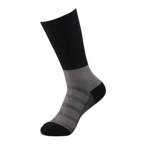 Black/Slate 2-tone Dress Sock | dress socks | ArchTek