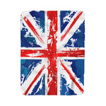 Union Jack Sherpa Fleece Blanket