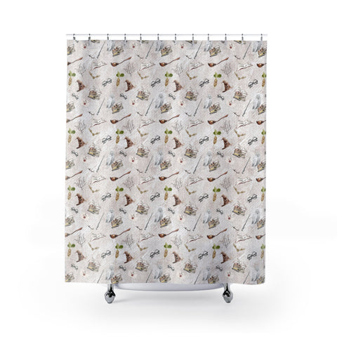 In Search Of The Magic - Shower Curtain