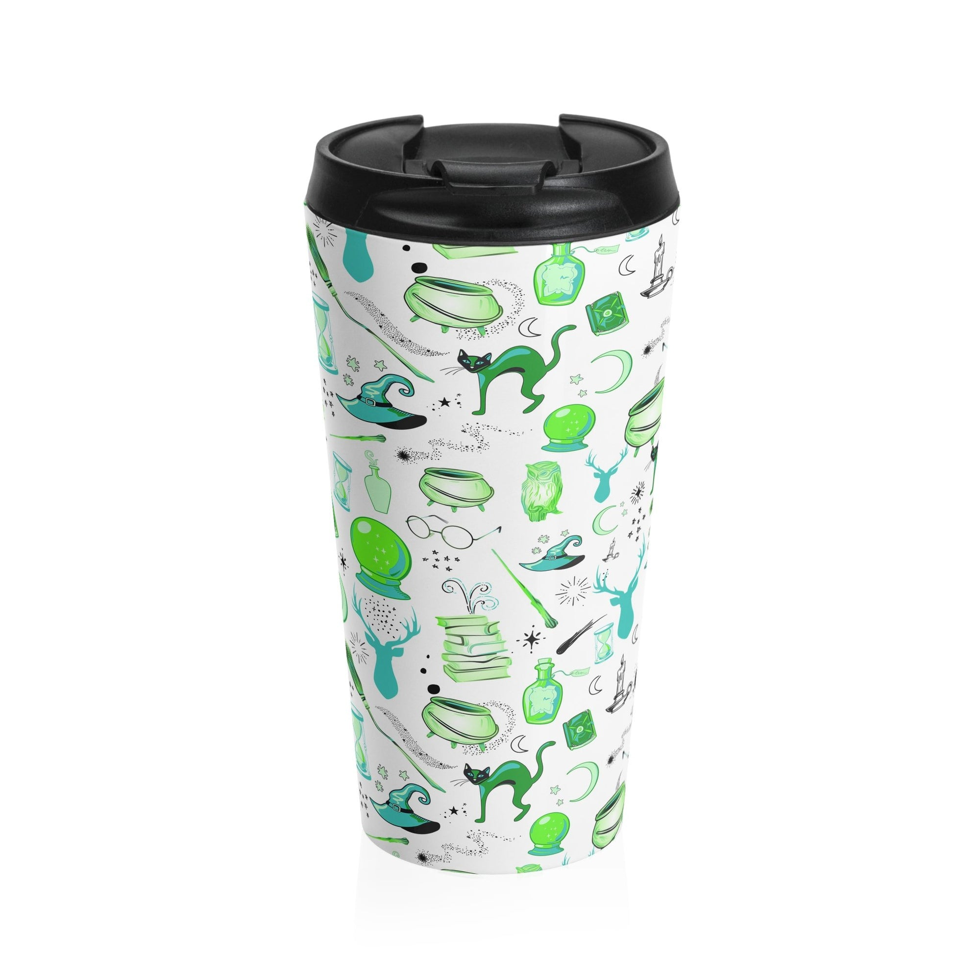 Magic - Stainless Steel Travel Mug (Electricity)
