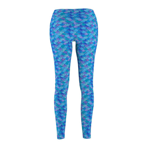 Sea Life - Women's Cut & Sew Leggings