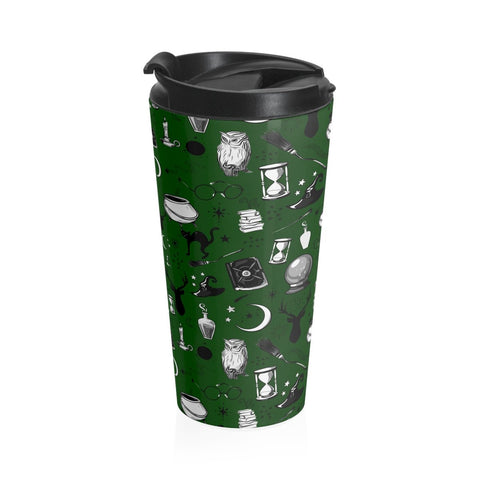 Magic - Stainless Steel Travel Mug (Sherpa Green)