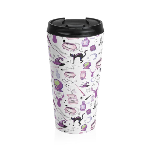 Magic - Stainless Steel Travel Mug (Love Potion)