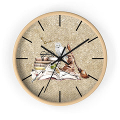 Witchcraft and Wizardry - Wall Clock