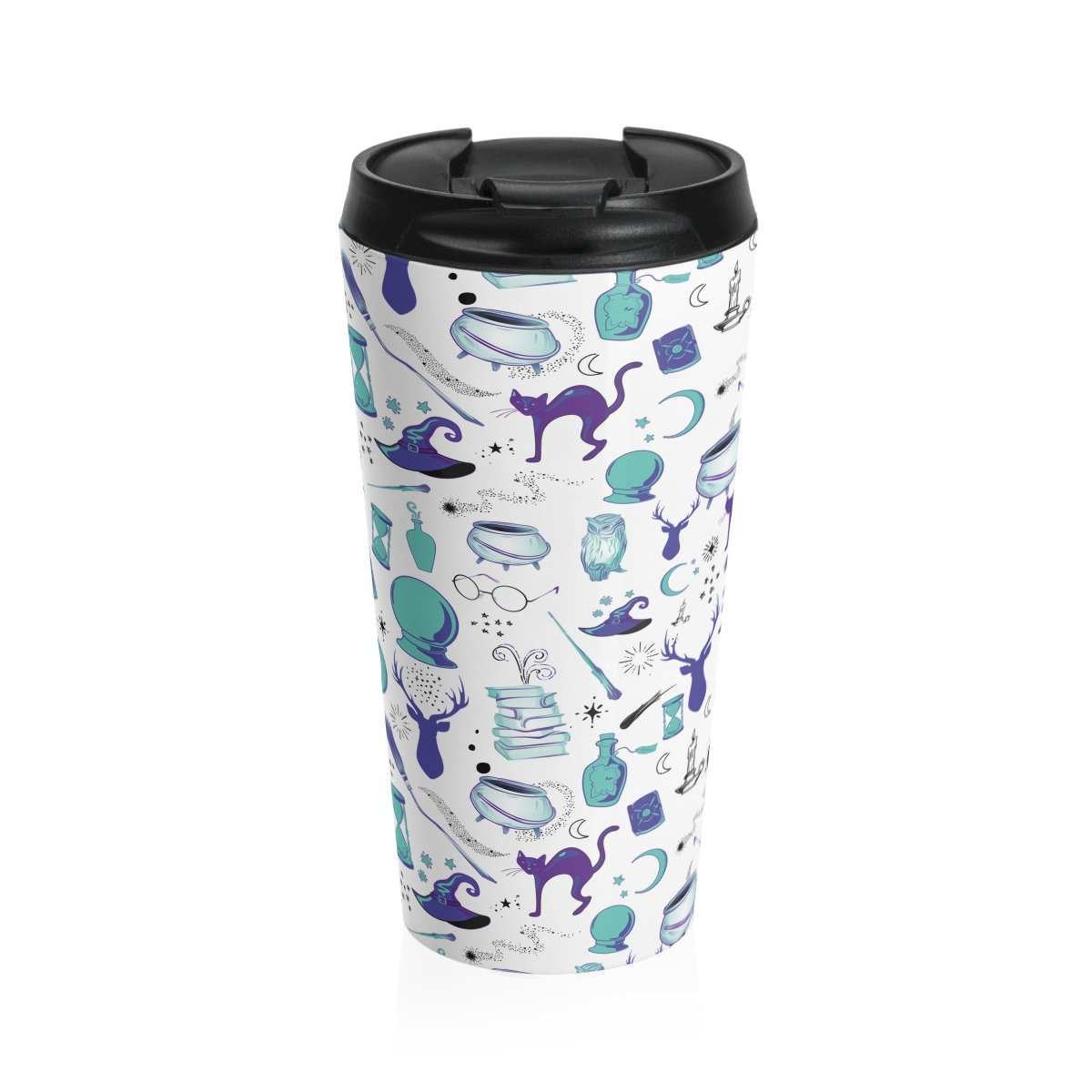 Magic - Stainless Steel Travel Mug (Pop Art)