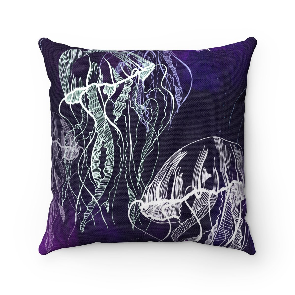 The Jelly - Spun Polyester Square Pillow