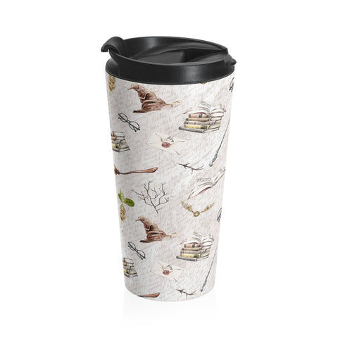 In Search Of The Magic - Stainless Steel Travel Mug