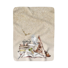 Witchcraft and Wizardry - Sherpa Fleece Blanket