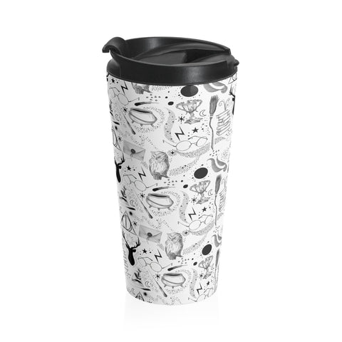 Home - Stainless Steel Travel Mug