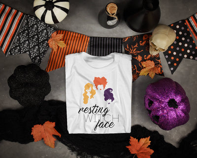 Resting Witch Face (Hocus Pocus) T-Shirt
