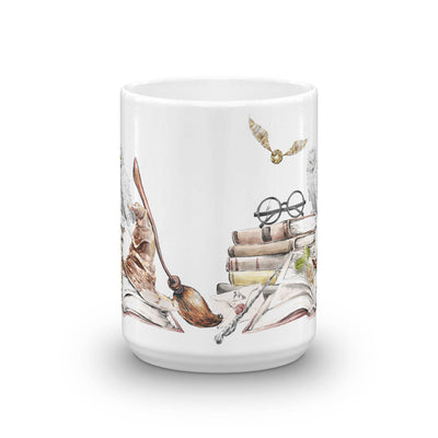 Witchcraft and Wizardry - 15oz mug