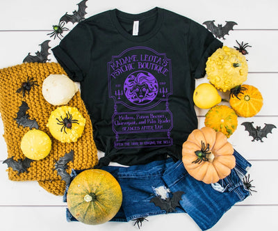 Madame Leota Haunted Mansion Shirt
