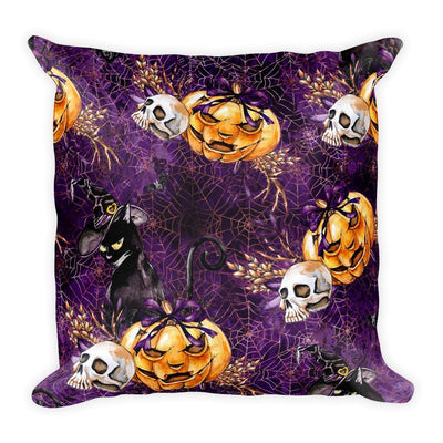 The Witching Hour - Throw Pillow