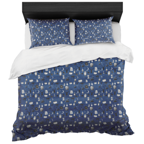 Mod Magic - Duvet Bedding Set
