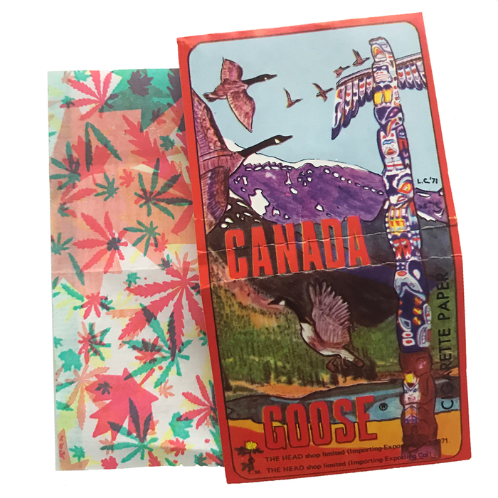 Canada Goose Rolling Papers - Milkweed Co.