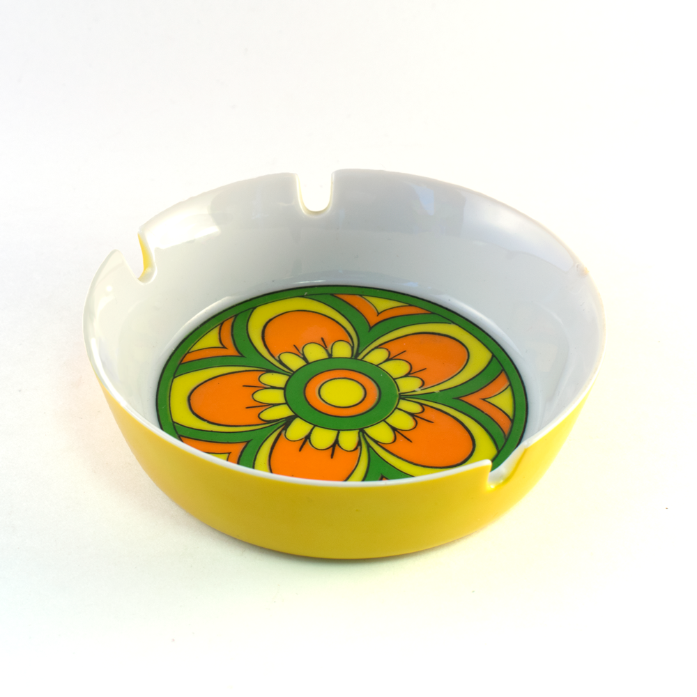 Flower Power Ashtray - Milkweed Co.
