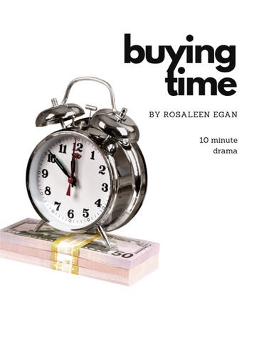 Buying Time by Rosaleen Egan