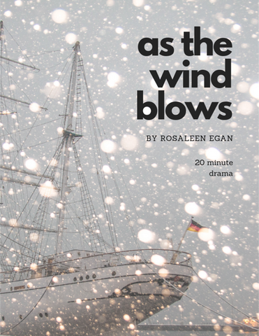 As the Wind Blows by Rosaleen Egan