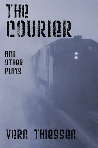 "Image Book Cover for ""The Courier and Other Plays"""