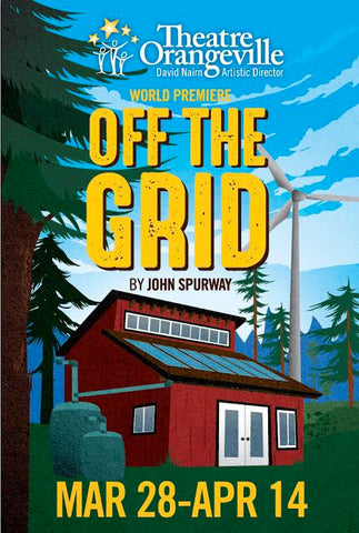 Off the Grid by John Spurway