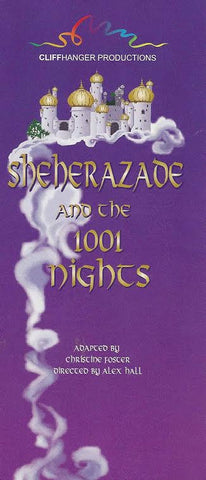 Sheherazade and the 1001 Nights by Christine Foster