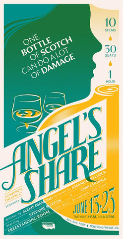 Angel's Share by Alexis Diamond