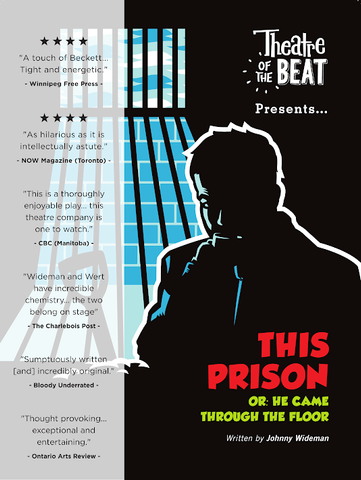 This Prison or: He Came Through the Floor by Johnny Wideman