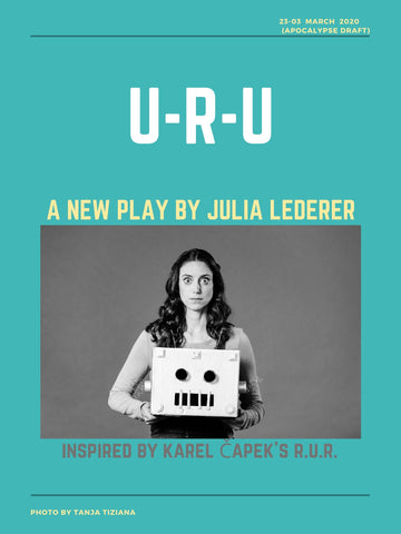 U-R-U by Julia Lederer