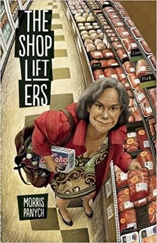 Cover of The Shoplifters
