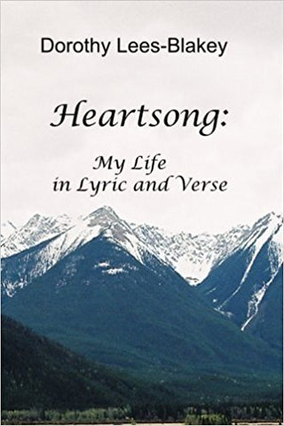 Image Heartsong: My Life in Lyric and Verse cover