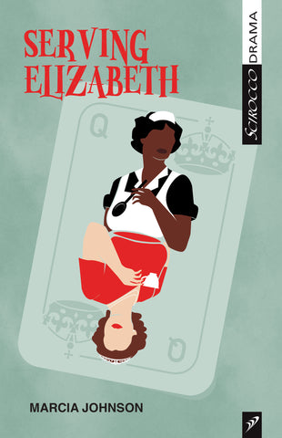 Serving Elizabeth by Marcia Johnson