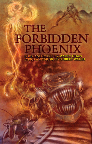 The Forbidden Pheonix by Marty Chan