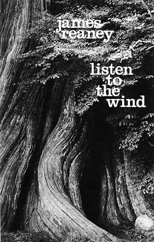 "Image Book Cover of ""Listen to the Wind"""