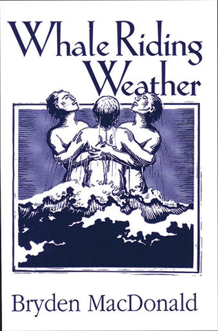 Whale Riding Weather Cover