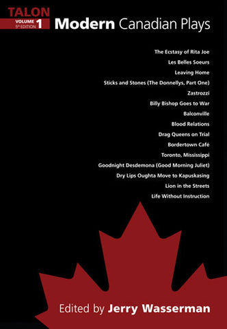 "Image Book Cover of ""More Canadian Plays"""