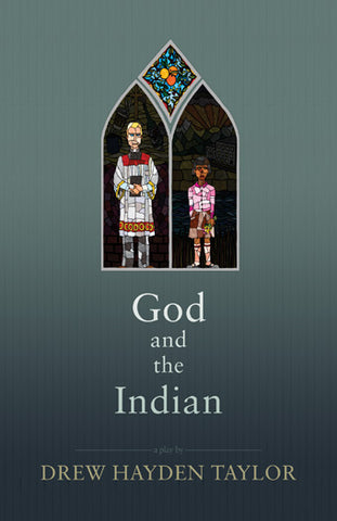 "Image Book Cover for ""God and the Indian"""