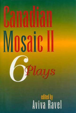 Image Canadian Mosaic II Book Cover