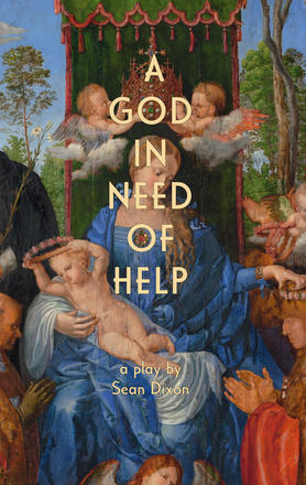 "Image Book Cover for ""A God in Need of Help"""