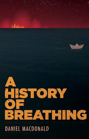 A History of Breathing Cover