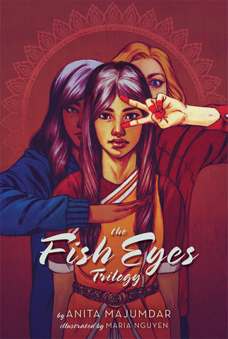 The Fish Eyes Trilogy cover