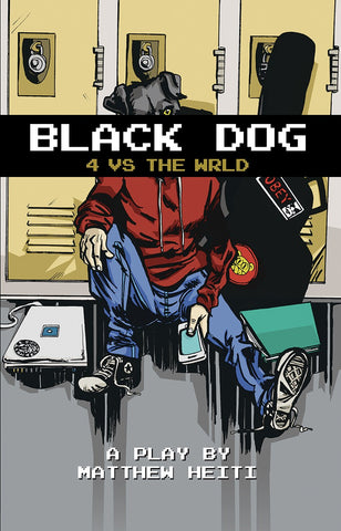 Image Black Dog 4 vs. the wrld
